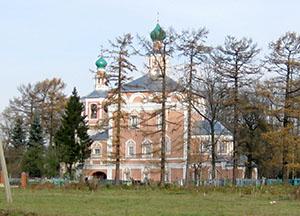 Венёв-Никольский монастырь