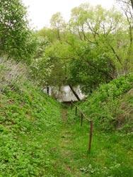 деревня Причаль