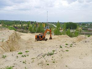 камнедробилка у Курбатово