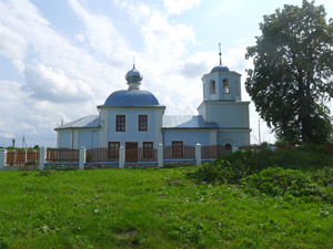 церковь в Куково