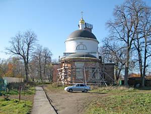 церковь Николая Чудотворца в Городне