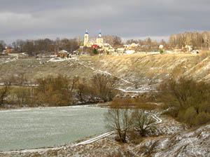 деревня Спас-Досчатый